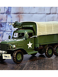 economico -Macchinine giocattolo Camion / Camion militare Transporter Truck Simulazione / squisito Ferro Tutti Bambino / Per ragazzi Regalo 1 pcs