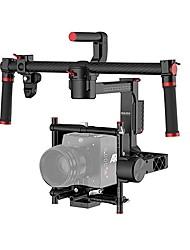 preiswerte -Aluminium-Magnesium-Legierung 3 Ausschnitte Kamera Kameraaufhängung