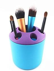 economico -Professionale / multi-utensile / Pro Trucco 1 pcs Plastica Rotonda Cosmetica Tradizionale / Di tendenza Da tutti i giorni Trucco giornaliero Valigetta con attrezzi Casual cosmetico Prodotti per