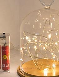 Недорогие -2m 20led led strings рождественские украшения свадебной вечеринки привели светильник феи фары