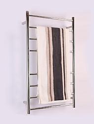 Недорогие -Держатель для полотенец Новый дизайн / Cool Современный Нержавеющая сталь 1шт Сушители для полотенец На стену