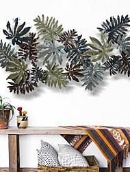 cheap -Landscape / Still Life Wall Decor Alloy Pastoral Wall Art, Wall Signs Decoration