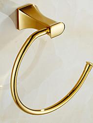 Недорогие -Крючок для халата Новый дизайн / Cool Современный Латунь 1шт На стену