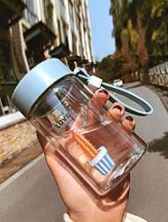 cheap -Drinkware High Boron Glass Glass Portable / Cute 1 pcs
