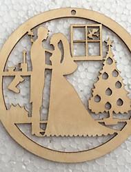 Недорогие -Рождество / Свадьба деревянный Свадебные украшения Сад / Праздник / Свадьба Все сезоны