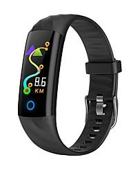 Недорогие -KUPENG S5 Умный браслет Android iOS Bluetooth Спорт Водонепроницаемый Пульсомер Измерение кровяного давления / Сенсорный экран / Израсходовано калорий / Длительное время ожидания / Педометр
