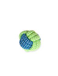 Недорогие -Жевательные игрушки Игрушка для очистки зубов Собаки Коты 1шт Войлок / Ткань Ткань