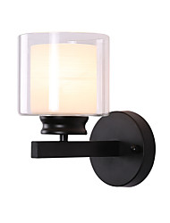 cheap -Mini Style Modern / Contemporary / Country Wall Lamps & Sconces Living Room / Bedroom Metal Wall Light 220-240V 60 W