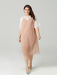 cheap -Sweet Curve women's going out a line dress above knee