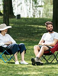 Недорогие -Naturehike Складное туристическое кресло На открытом воздухе для 1 Пляж / Походы - Черный