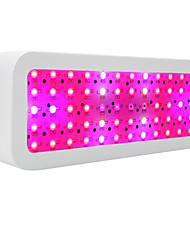 cheap -1pc 200-300lm Growing Light Fixture 60 LED Beads High Power LED Warm White UV (Blacklight) Blue Red 85-265V