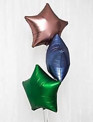 Недорогие -Воздушный шар Алюминиевая фольга 3шт Праздники / Классика / Сказка