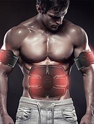 Недорогие -Abs-стимулятор Брюшной тонизирующий пояс Экспедитор Abs Силиконовые Электроника Тренажёр для приведения мышц в тонус Беспроводной Потеря веса Окончательное обучение Наращивание мышц Мужчины Женский