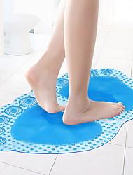 Недорогие -1шт Modern Коврики для ванны ПВХ Креатив нерегулярный Новый дизайн / Cool