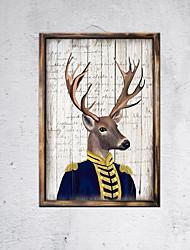 baratos -Inovador Decoração de Parede De madeira Pastoril Arte de Parede, Tapeçarias Decoração