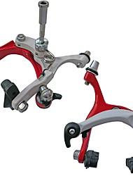 Недорогие -Bike Тормоза и запчасти Шоссейные велосипеды / Односкоростной велосипед Безопасность Алюминиевый сплав Пурпурный