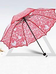 Недорогие -Пост ручки Свадьба / Повседневные Зонт Уникальный декор для свадьбы 80 см