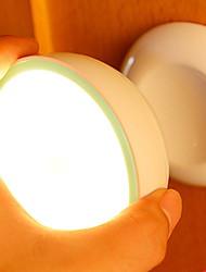Недорогие -1шт LED Night Light USB Новый дизайн / обожаемый / Датчик человеческого тела <=36 V
