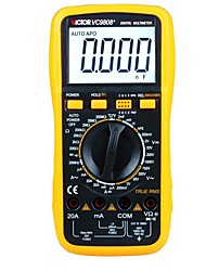 Недорогие -victor vc9808 + цифровой высокоточный мультиметр