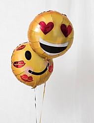 baratos -Pacote de Balão Látex 2pcs Roupa Diária / Tema Fadas