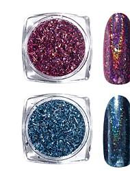 economico -1 pcs Polvere sciolta Migliore qualità Creativo manicure Manicure pedicure Quotidiano Alla moda