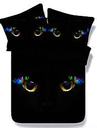 Недорогие -наборы для одеяла на Хэллоуин набор геометрический полистиратор напечатан 4 шт.