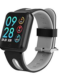 baratos -BoZhuo B8S Pulseira inteligente Android iOS Bluetooth Impermeável Monitor de Batimento Cardíaco Medição de Pressão Sanguínea Calorias Queimadas Cronómetro Podômetro Aviso de Chamada Monitor de Sono
