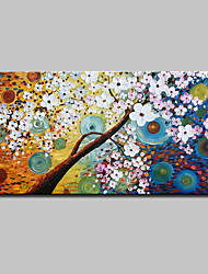 Blom-/växtmålningar