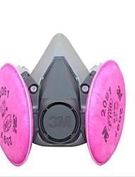 abordables -1pc Fibre de carbone Filtre Masque Équipement de sécurité et de protection Résistant Etanche à la Poussière Respirable