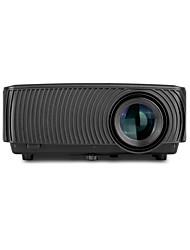 Недорогие -Factory OEM RD-816 ЖК экран Бизнес-проектор / Проектор для домашних кинотеатров / Мини-проектор Светодиодная лампа Проектор 1000 lm Поддержка SVGA (800x600) 36-110 дюймовый Экран / WVGA (800x480)