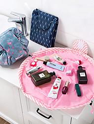 Недорогие -животное фламинго косметическая сумка профессиональное drawstring макияж дело женщины путешествия составляют организатор хранения сумка туалетная стирка
