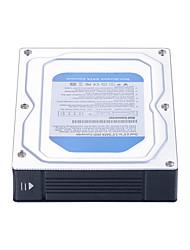 abordables -Unestech Boîtier de disque dur Indicateur LED / Compatible HDD / Rapidité extrême Acier Inoxydable / Coquillage / Alliage aluminium-magnésium USB 3.0 ST5520