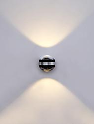 Недорогие -Мини Простой / Модерн Настенные светильники Гостиная / Прихожая Металл настенный светильник 85-265V 3 W