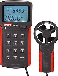Недорогие -uni-t ut362 разделяет ручную цифровую скорость ветра& датчик температуры воздуха