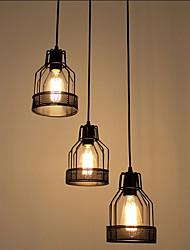 cheap -CXYlight 3-Light Pendant Light Downlight 110-120V / 220-240V Bulb Not Included
