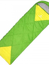 Недорогие -Jungle King Спальный мешок На открытом воздухе +15 °C Прямоугольный Легкость для Все сезоны