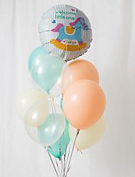abordables -Lot de ballons Latex 10pcs Vacances / Thème classique / Thème de conte de fées