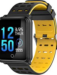 Недорогие -Смарт Часы N88 для Android iOS Bluetooth Пульсомер Измерение кровяного давления Израсходовано калорий Регистрация дистанции Контроль сообщений