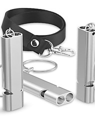 cheap -Whistle / Survival Whistle Phone Strap, Whistle for Outdoor Exercise / Multisport / Traveling - Aluminium 1 pcs