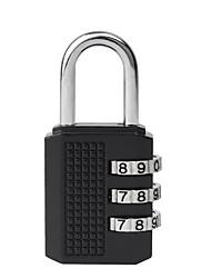 Недорогие -800140-2 сплав цинка Замок Умная домашняя безопасность система Дом / офис (Режим разблокировки пароль)