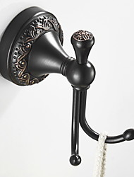 Недорогие -Крючок для халата Новый дизайн Античный Латунь 1шт На стену