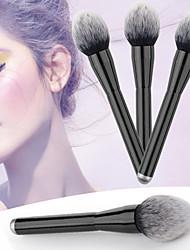 Недорогие -профессиональный Кисти для макияжа Кисть для румян 1 шт. Для профессионалов Синтетические волосы Алюминий за