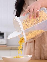 Недорогие -Кухонная организация Консервирование ПП (полипропилен) Аксессуар для хранения 1шт