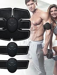 Недорогие -Abs-стимулятор Брюшной тонизирующий пояс Экспедитор Abs Силиконовые Электроника Тренажёр для приведения мышц в тонус Беспроводной Потеря веса Окончательное обучение Наращивание мышц