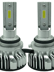 cheap -OTOLAMPARA 2pcs H10 / H9 / H7 Car Light Bulbs 45 W High Performance LED 4500 lm 2 LED Headlamp For universal / Volkswagen / Toyota Sharan / Tiguan / Previa All years