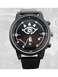 billiga -Klocka / Armbandsur Inspirerad av The Legend of Zelda Länk Animé Cosplay-tillbehör 1 Watch Legering Halloweenkostymer