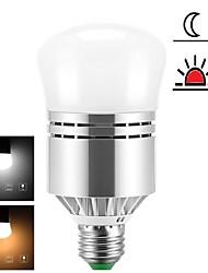 abordables -1pc 12 W 1200 lm E26 / E27 Ampoules Globe LED 24 Perles LED SMD 2835 Design nouveau / Contrôle de la lumière Blanc Chaud / Blanc Froid 85-265 V