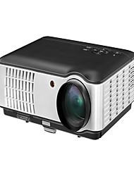 baratos -Factory OEM RD-806 LCD Projetor para Empresas / Projetor para Home Theater / Projetor para Atividades Didáticas LED Projetor 2800 lm Apoio, suporte 1080P (1920x1080) 50-200 polegada Tela / ±15°
