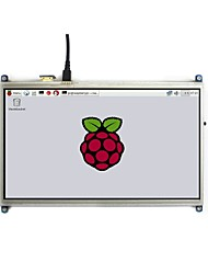abordables -ondes 10,1 pouces hdmi lcd 1024 × 600