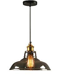 billiga -QINGMING® Mini Hängande lampor Fluorescerande Elektropläterad Målad Finishes Metall Glas Ministil 110-120V / 220-240V
